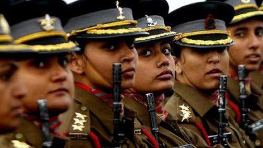 सेना में महिलाओं को कॉम्बैट रोल देने पर बोलेवेस्टर्न कमानचीफआरपी सिंह-ऐसा करने के लिए अभी उचित समय नही, लगेगा कुछ और वक्त