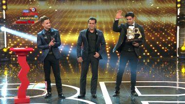 Bigg Boss 13 Grand Finale: Salman Khan ने Sidharth Shukla को बताया विनर