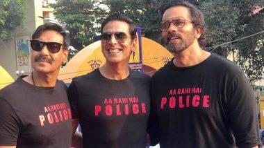 Maharashtra Police International Marathon: मैराथन में प्रतिभागियों को चीयर करने पहुंचे अक्षय कुमार, अजय देवगन समेत ये बड़े सितारे, देखें फोटोज