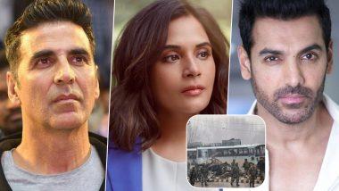 Pulwama Terror Attack: अक्षय कुमार, जॉन अब्राहम और ऋचा चड्ढा समेत बॉलीवुड ने शहीदों को किया नमन, ट्विटर पर पोस्ट किया ये मैसेज