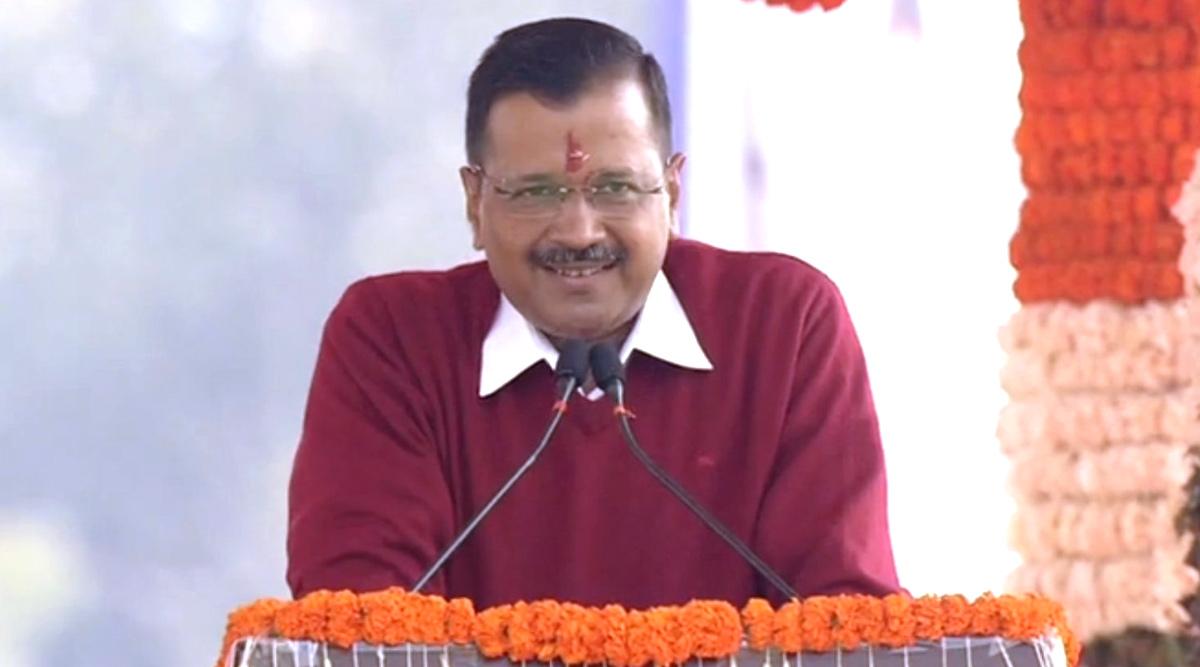 शपथ ग्रहण के बाद सीएम अरविंद केजरीवाल बोले- यह मेरी नहीं दिल्ली वालों की जीत, सबके साथ मिलकर काम करना चाहता हूं