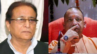 सपा सांसद आजम खान को जेल भेजे जाने पर बोले सीएम योगी आदित्यनाथ- हम गंदगी कर रहे हैं साफ