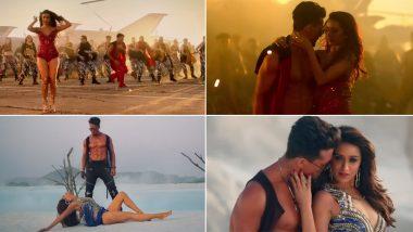 फिल्म बागी 3 का धमाकेदार गाना दस बहाने 2.0 हुआ रिलीज, टाइगर श्रॉफ और श्रद्धा कपूर ने जमाया रंग