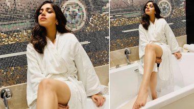 भूमि पेडनेकर ने बाथटब में दिखाई अपनी Hotness,Viralफोटो देखकर मदहोश हुए फैंस