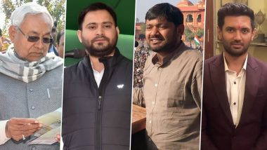 बिहार विधानसभा चुनाव 2020:  सियासी यात्राओं के जरिए लोगों से जुड़ने की रणनीति बना रहे हैं नेता, नीतीश को उन्ही के खेल में तेजस्वी-चिराग और कन्हैया कुमार दे रहे हैं टक्कर