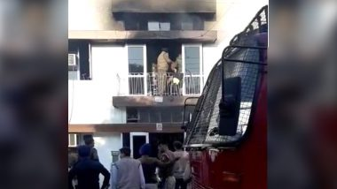 चंडीगढ़: सेक्टर 32 के पीजी में लगी भीषण आग, 3 लडकियों की मौत