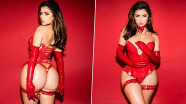 Demi Rose Bold Photos: ब्रिटिश मॉडल डेमी रोज की ये सेक्सी फोटो देखकर बेकाबू हुए फैंस, देखें Hot Pictures