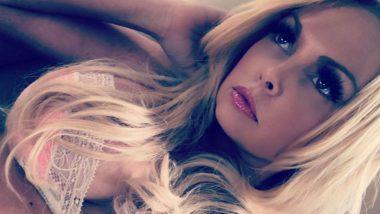 XXX Porn Star जेसी जेन घरेलू हिंसा के लिए हुई थी गिरफ्तार