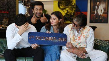 रणबीर कपूर, आलिया भट्ट और अमिताभ बच्चन की फिल्म ब्रह्मास्त्र की रिलीज डेट हुई फाइनल, जानिए कब आएगी सिनेमाघरों में