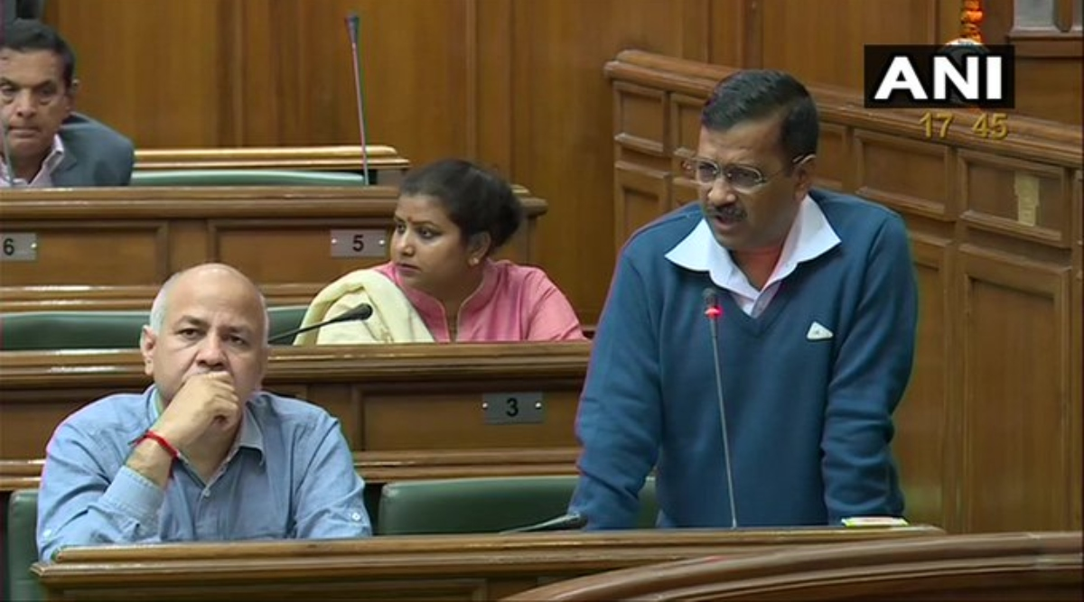 एनआरसी: बिहार के बाद अब दिल्ली विधानसभा में NRC के खिलाफ प्रस्ताव पेश करेंगे गोपाल राय