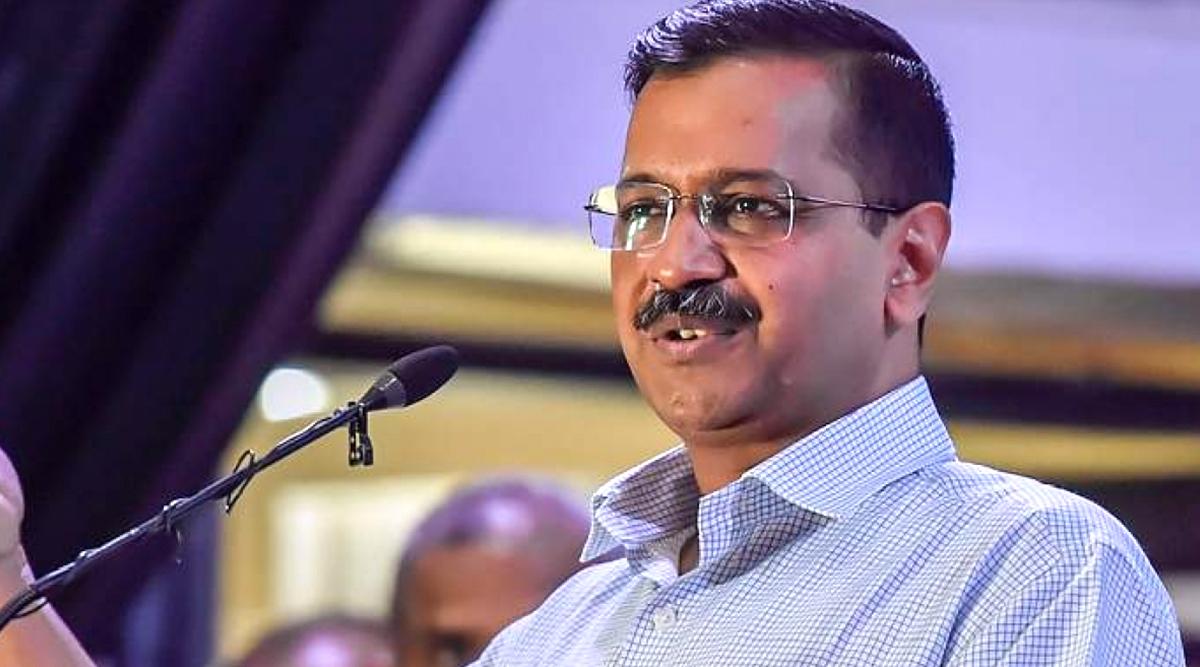 केजरीवाल का दिल्ली के लोगों को निमंत्रण: 16 फरवरी को 'अपने बेटे को आशीर्वाद देने' रामलीला मैदान आएं