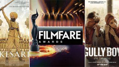 Filmfare Awards 2020: अक्षय कुमार की फिल्म 'केसरी' को नहीं मिला अवॉर्ड, भड़के फैंस ने ट्विटर पर ट्रेंड किया#BoycottFilmfare