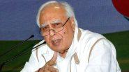 कांग्रेस नेता कपिल सिब्बल का प्रधानमंत्री मोदी से सवाल, पीएम केयर्स फंड से मजदूरों को कितने पैसे दिए