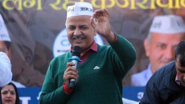 मनीष सिसोदिया को दिल्ली हाईकोर्ट का नोटिस, चुनाव आयोग को गलत जानकारी देने का आरोप