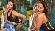 Monalisa Photos: भोजपुरी स्टार मोनालिसा ने स्विमसूट पहनकर पूल में मचाया कहर, Hot Pics हुई Viral