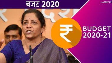 Budget 2020: वित्त मंत्री प्रॉपर्टी, इक्विटी और स्वर्ण एलटीसीजी को बजट में समान रख सकती है
