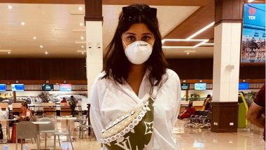 परिणीति चोपड़ा ने मास्क पहन सभी से की अपील, कहा- कोरोना वायरस से रहें संभलकर