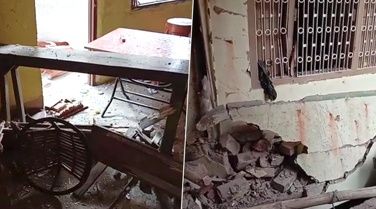 बिहार: पटना के एक घर में बम ब्लास्ट, 5 घायल- पुलिस जांच में जुटी