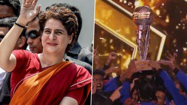 प्रियंका गांधी भी हुईं डांस ग्रुप V. Unbeatable की फैन, Video शेयर करके लिखा- तुम्हें जीतता देखकर मेरी आंखों में आ गए आंसू