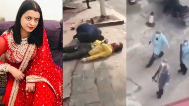 कंगना रनौत की बहन रंगोली ने चीन में कोरोना वायरस पीड़ितों को मारने का फेक वीडियो किया शेयर, हुई ट्रोल