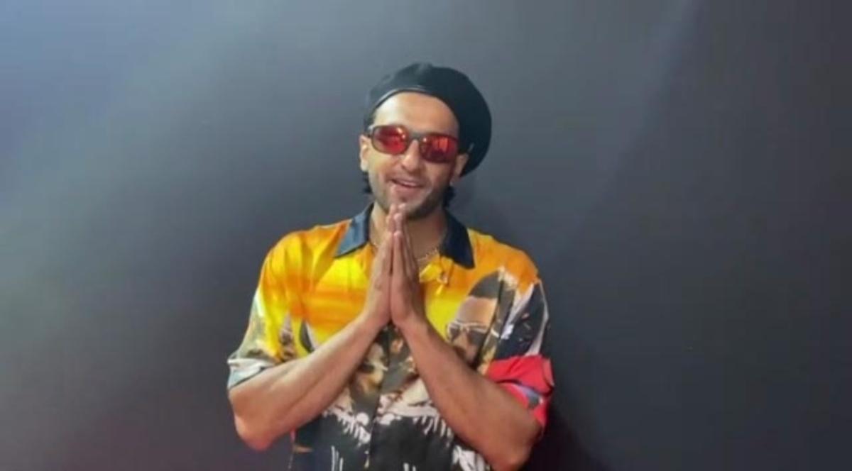 अमेरिकी डांस शो के फाइनलिस्ट वी अनबीटेबल का रणवीर सिंह ने बढ़ाया जोश