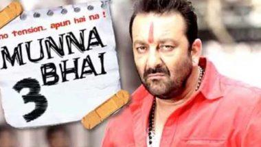 'मुन्ना भाई 3' को लेकर विधु विनोद चोपड़ा ने दी बड़ी खुशखबरी, सुनकर हो जाएंगे खुश