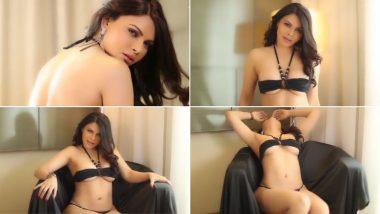 Sherlyn Chopra Hot Video: हॉट एक्ट्रेस शर्लिन चोपड़ाने सेमी न्यूड Videoमेंसेक्सी अंदाज से मचाई खलबली