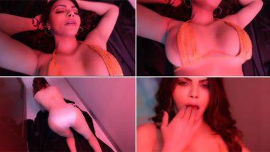 Sherlyn Chopra Hot Video: शर्लिन चोपड़ा का हॉट Bikini Video देखकर रह जाएंगे दंग, सेक्सी अंदाज से मचाया तहलका