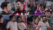 Shubh Mangal Zyada Saavdhan New Song: ट्रेन में उह ला ला करते दिखाई दिए आयुष्मान खुराना