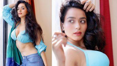 एक्ट्रेस सौंदर्या शर्मा ने Hot Bikini Photos से फैंस को किया दंग, तस्वीरों में दिखा उनका बोल्ड अंदाज