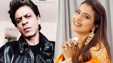 क्या एक बार फिर बनने जा रही है शाहरुख खान और काजोल की जोड़ी? इस फिल्म में साथ आने की खबर