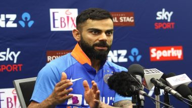 Ind vs NZ ODI 2020: सीरीज हारने के बाद छलका कप्तान कोहली का दर्द, कही ये झकझोड़ देने वाली बात