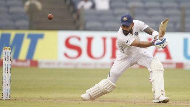 ICC WTC Final Day 2 Tea Report: कप्तान विराट कोहली और उपकप्तान अजिंक्य रहाणे ने विकेट पर जमाया पैर, टी ब्रेक तक टीम इंडिया 120/3
