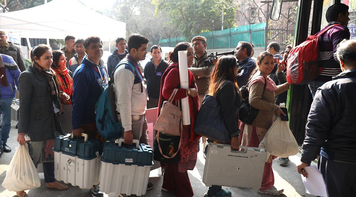 दिल्ली विधानसभा चुनाव 2020: राजधानी में साल दर साल गिर रहा है वोट डालने का प्रतिशत