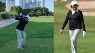 83 साल की उम्र में गोल्फ खेलती नजर आई मशहूर एक्ट्रेस वैजयंती माला, फिटनेस देख हैरान रह जाएंगे