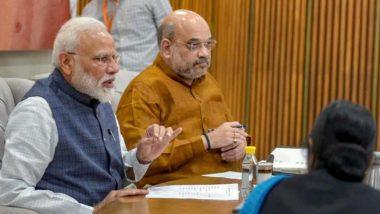 दिल्ली में बीजेपी की केंद्रीय चुनाव समिति की बैठक, पीएम मोदी, अमित शाह और  जेपी नड्डा ने अलग से की  चर्चा