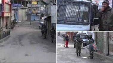 Janta Curfew: जम्मू-कश्मीर के डोडा में पुलिस ने अनाउंसमेंट कर लोगों से घरों से बाहर न निकलने की अपील की