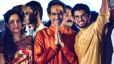 महाराष्ट्र के सीएम उद्धव ठाकरे अयोध्या के लिए मुंबई से रवाना, आज  करेंगे रामलला के दर्शन- कोरोना के चलते नहीं करेंगे सरयू आरती