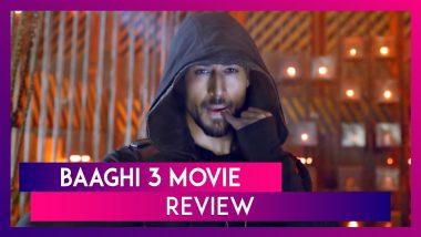 Baaghi 3 Movie Review: बागी सीरीज में सबसे बुरी है Tiger Shroff, Shraddha Kapoor की ये फिल्म