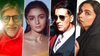 Happy Holi 2020: अमिताभ बच्चन, अलिया भट्ट, अक्षय कुमार और दीपिका पादुकोण जैसे बॉलीवुड सितारों ने भी सोशल मीडिया पर दी होली की बधाई