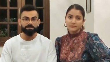 पीएम मोदी के बाद अब विराट कोहली और अनुष्का शर्मा ने की सभी से सुरक्षित रहने की अपील