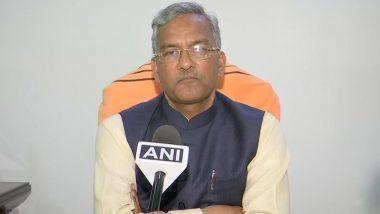 कोरोना वायरस का कहर: उत्तराखंड के CM त्रिवेंद्र सिंह रावत का ऐलान- सूबे में  31 मार्च तक लॉकडाउन