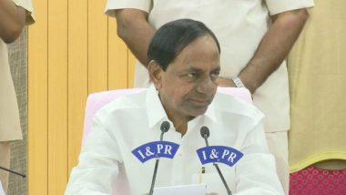 ओडिशा, पंजाब, महाराष्ट्र और पश्चिम बंगाल के बाद अब तेलंगाना सरकार ने  30 अप्रैल तक बढ़ाया लॉकडाउन