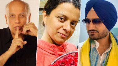 महेश भट्ट, रंगोली और हरभजन सिंह समेत तमाम सितारों ने पीएम नरेंद्र मोदी के 21 दिनों के लॉकडाउन का किया सपोर्ट