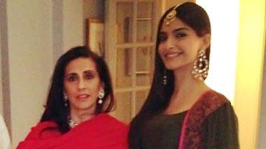 सोनम कपूर ने मां सुनीता कपूर के लिए लिखा भावुक संदेश, कहा- आपकी बेटी कहलाने पर गर्व है