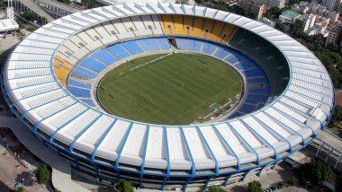 कोविड-29: रियो का मारकाना स्टेडियम होगा अस्पताल में तब्दील