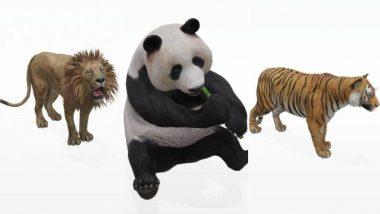 Google 3D Animals Video Tutorial: अपने घर में टाइगर,  पांडा, शेर, बाघ और पेंगुइन को कैसे देखें, यहां सीखें सभी स्टेप्स