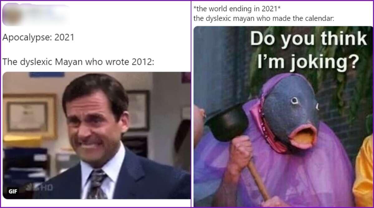 क्या 2021 में खत्म हो जाएगी दुनिया? क्या गलती से हो गई थी 2021 की जगह 2012 की भविष्यवाणी? ट्विटर पर शेयर हो रहे मजेदार मीम्स