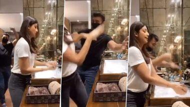 कोरोना वायरस के भय चलते शिल्पा शेट्टी और राज कुंद्रा का प्यार करना हुआ मुश्किल, एक्ट्रेस ने शेयर किया मजेदार टिक टॉक वीडियो