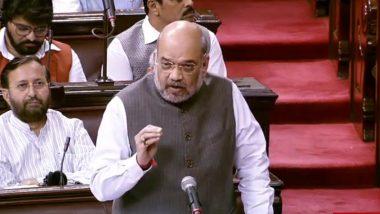 दिल्ली हिंसा पर राज्यसभा में बोले गृहमंत्री अमित शाह- किसी भी जाती, धर्म के दंगाई को छोड़ा नहीं जाएगा, पाताल से भी ढूंढ कर लाएंगे